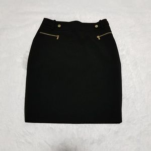🌺Calvin Klein High Waisted Black Pencil Skirt🌺